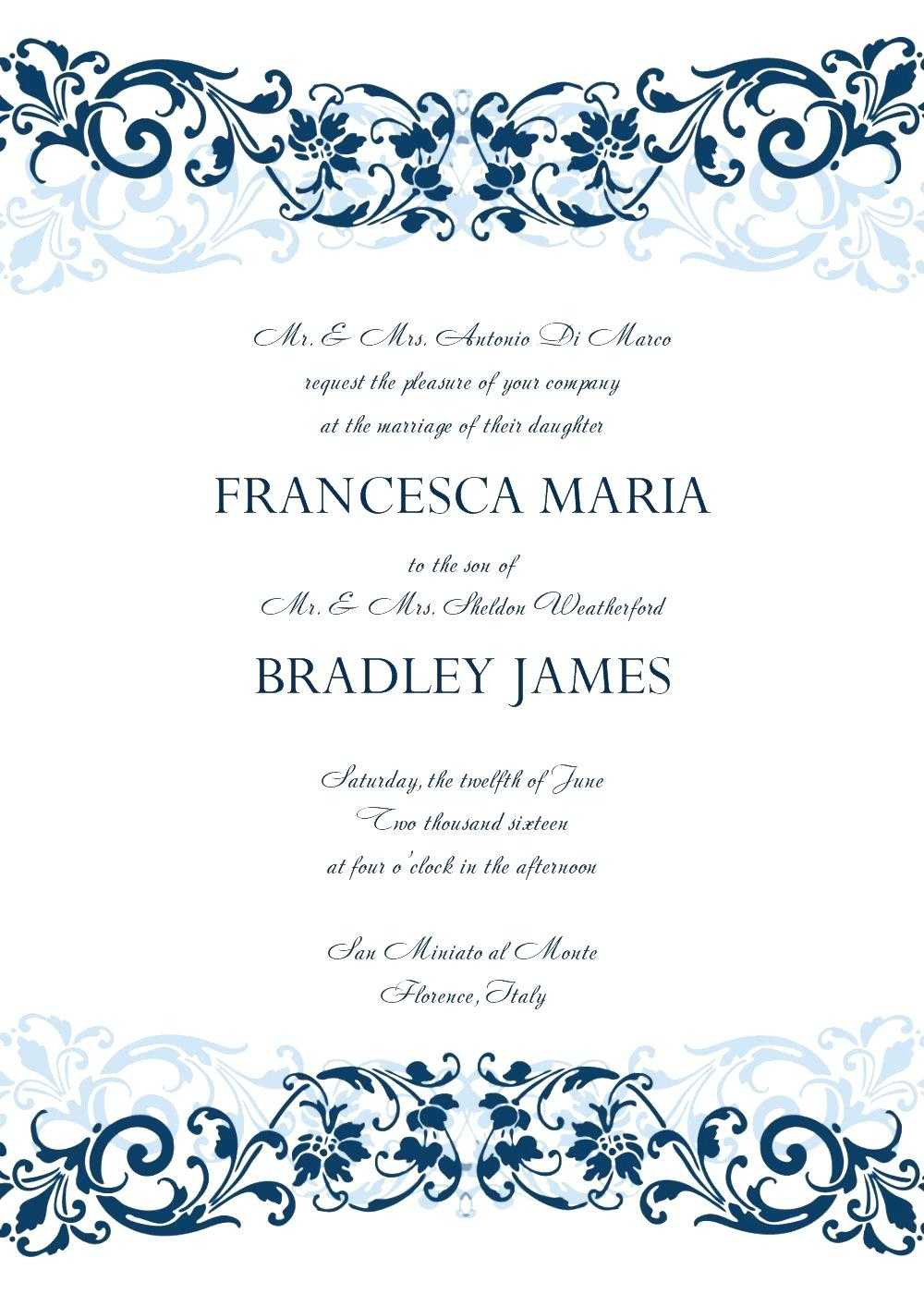 Dinner Invitation Cards – Major.magdalene Project In Free Dinner Invitation Templates For Word