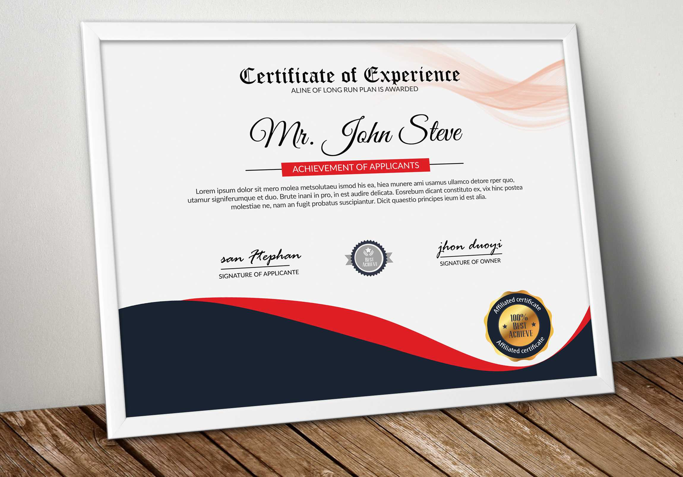Diploma Certificate Template Word – Vsual Intended For Professional Certificate Templates For Word