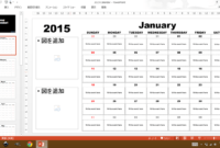 Downloads – Tekhnologic pertaining to Powerpoint Calendar Template 2015