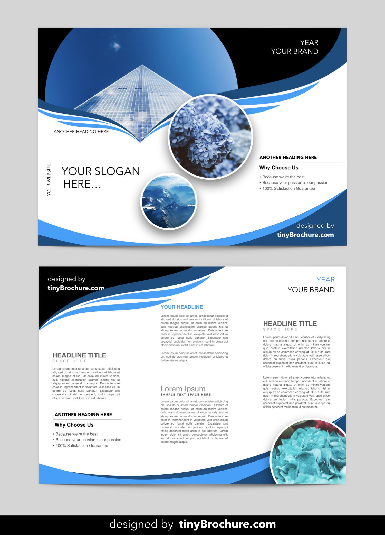 Editable Brochure Template Word Free Download | Brochure with regard to Brochure Template On Microsoft Word