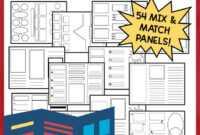 Editable Brochure Templates | Us History | Brochure Template for Brochure Rubric Template