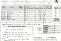 Elementary School Report Card Template | Report Card throughout Soccer Report Card Template