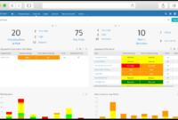 Enterprise Risk Management App | Erm Software Solutions with Enterprise Risk Management Report Template