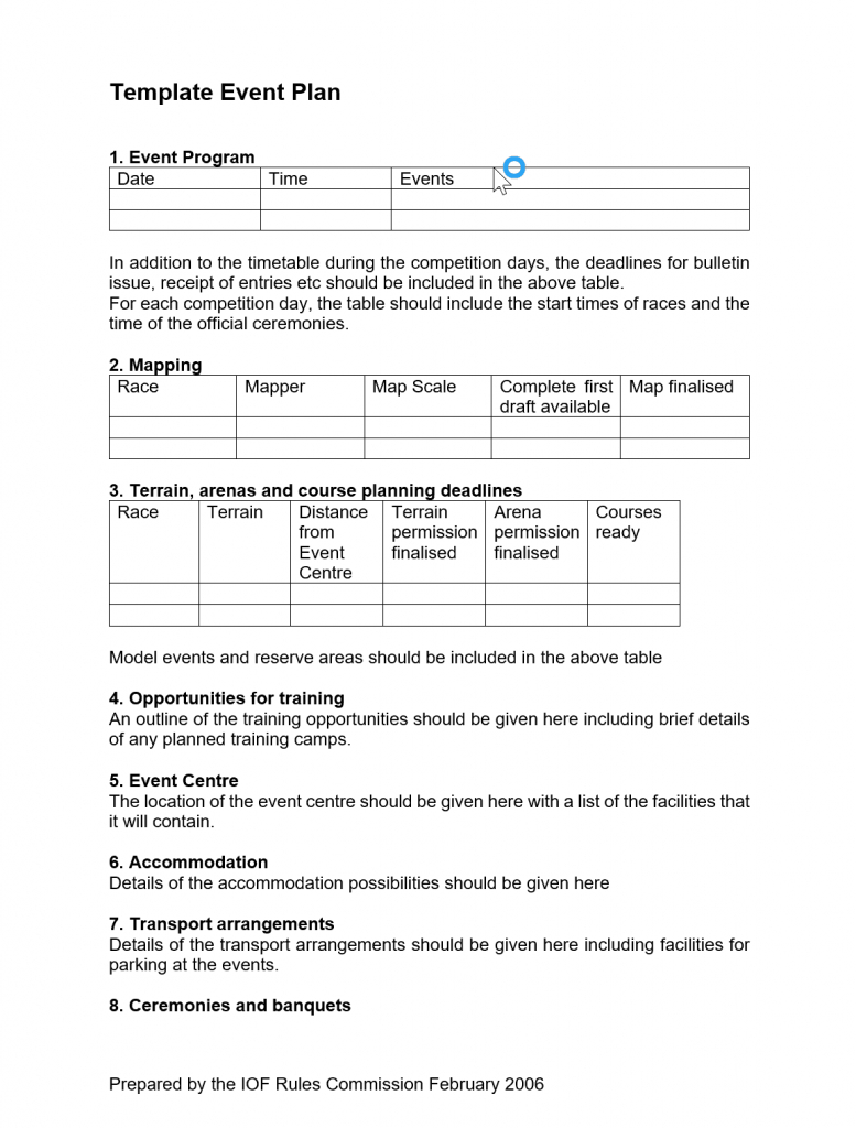 Event Templateonal Budget Spreadsheet Excel Plan Business within Free Event Program Templates Word