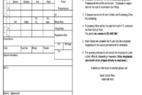 Eyeglass Prescription Form Pdf – Fill Online, Printable inside Blank Prescription Form Template