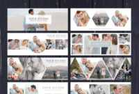 Facebook Template, Photography Marketing, Facebook Timeline for Photoshop Facebook Banner Template