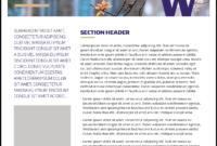 Fact Sheet | Uw Brand with regard to Fact Sheet Template Word