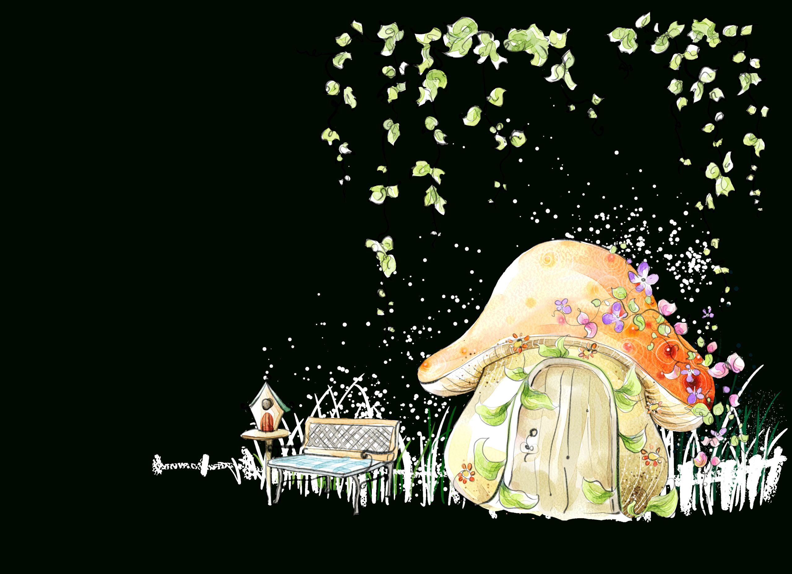 Fairy Tale Template Microsoft Powerpoint Illustration Regarding Fairy Tale Powerpoint Template