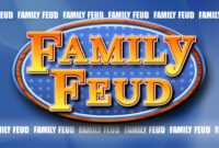 Family Feud Powerpoint Template 1 | Family Feud, Family Feud with regard to Family Feud Powerpoint Template With Sound
