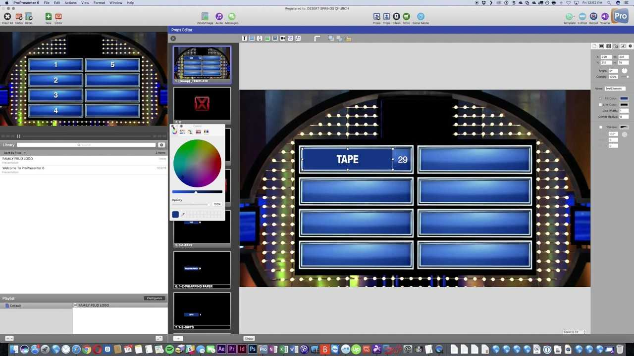 Family Feud Powerpoint Templates Game Template 59360 Images With Regard To Family Feud Game Template Powerpoint Free