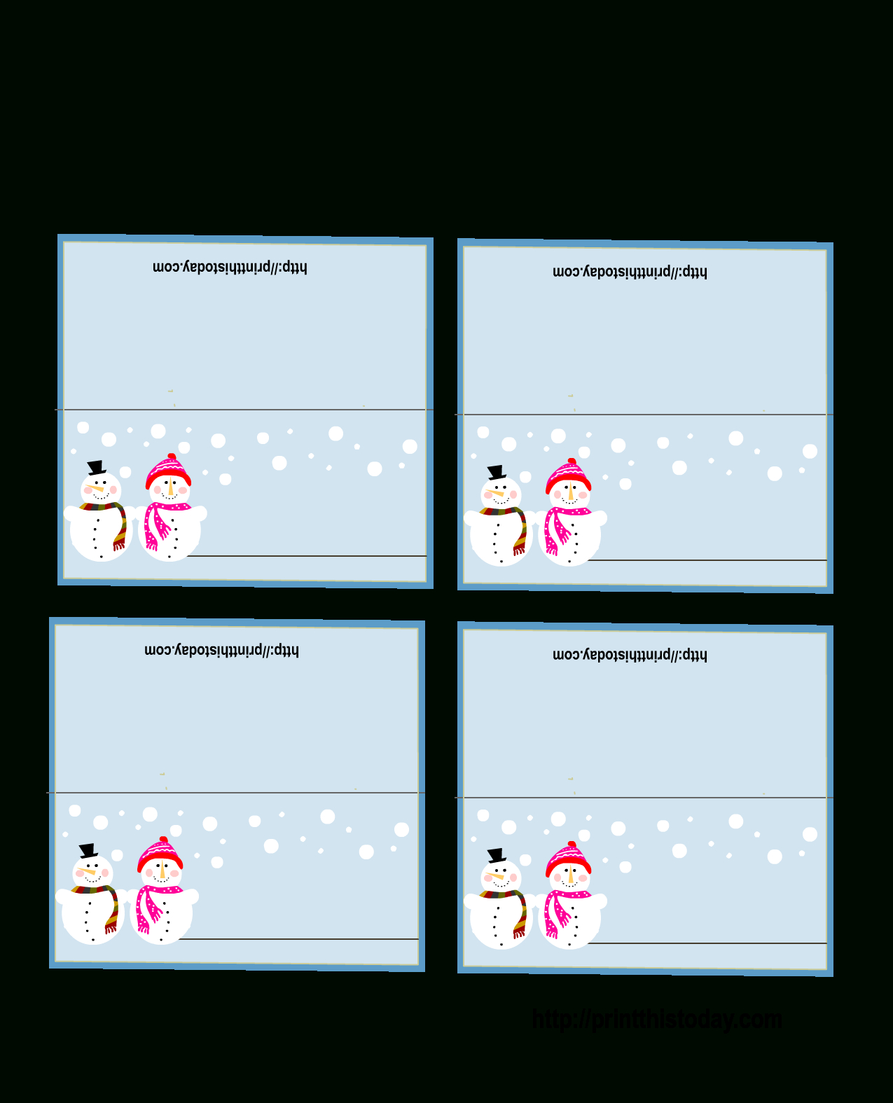 Folding Place Card Template Clipart Images Gallery For Free within Card Folding Templates Free
