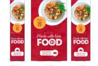 Food Web Banner Set #web, #food, #set, #banner | Food Banner pertaining to Food Banner Template