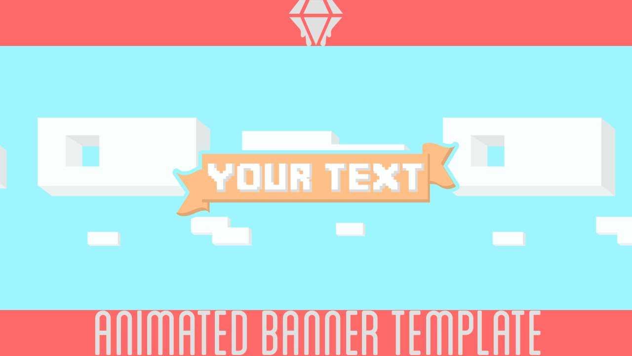 Free Animated Banner | Template | Liquiddiamondd Throughout Animated Banner Templates