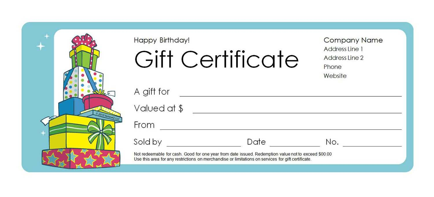 Free Gift Certificate Templates You Can Customize Regarding Present Certificate Templates