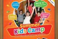 Free-Kids-Summer-Camp-Flyer-Psd-Template-8585-Designyep throughout Summer Camp Brochure Template Free Download
