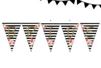 Free Printable Bridal Shower Banner – Bridal Shower Ideas intended for Bridal Shower Banner Template