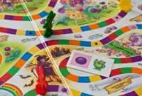 Free Printable Candyland Templates. Candyland Game Board throughout Blank Candyland Template
