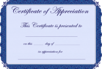 Free Printable Certificates Certificate Of Appreciation With with Retirement Certificate Template