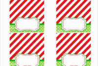Free Printable Christmas Tent Cards – Festival Collections for Christmas Table Place Cards Template
