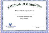 Free Printable Editable Certificates Birthday Celebration inside Certification Of Completion Template