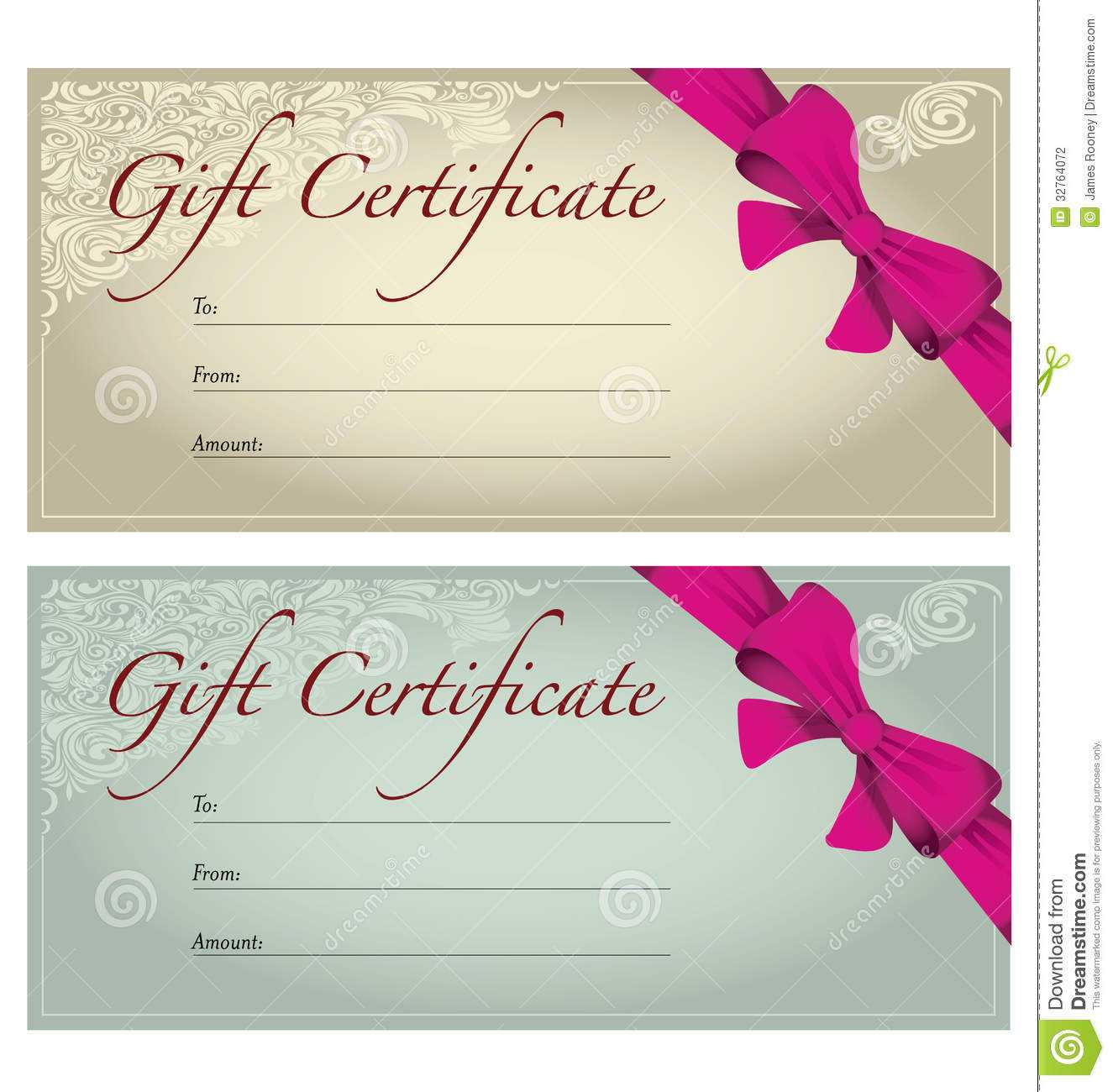 Free Printable Gift Vouchers Template Certificate Templates regarding Salon Gift Certificate Template
