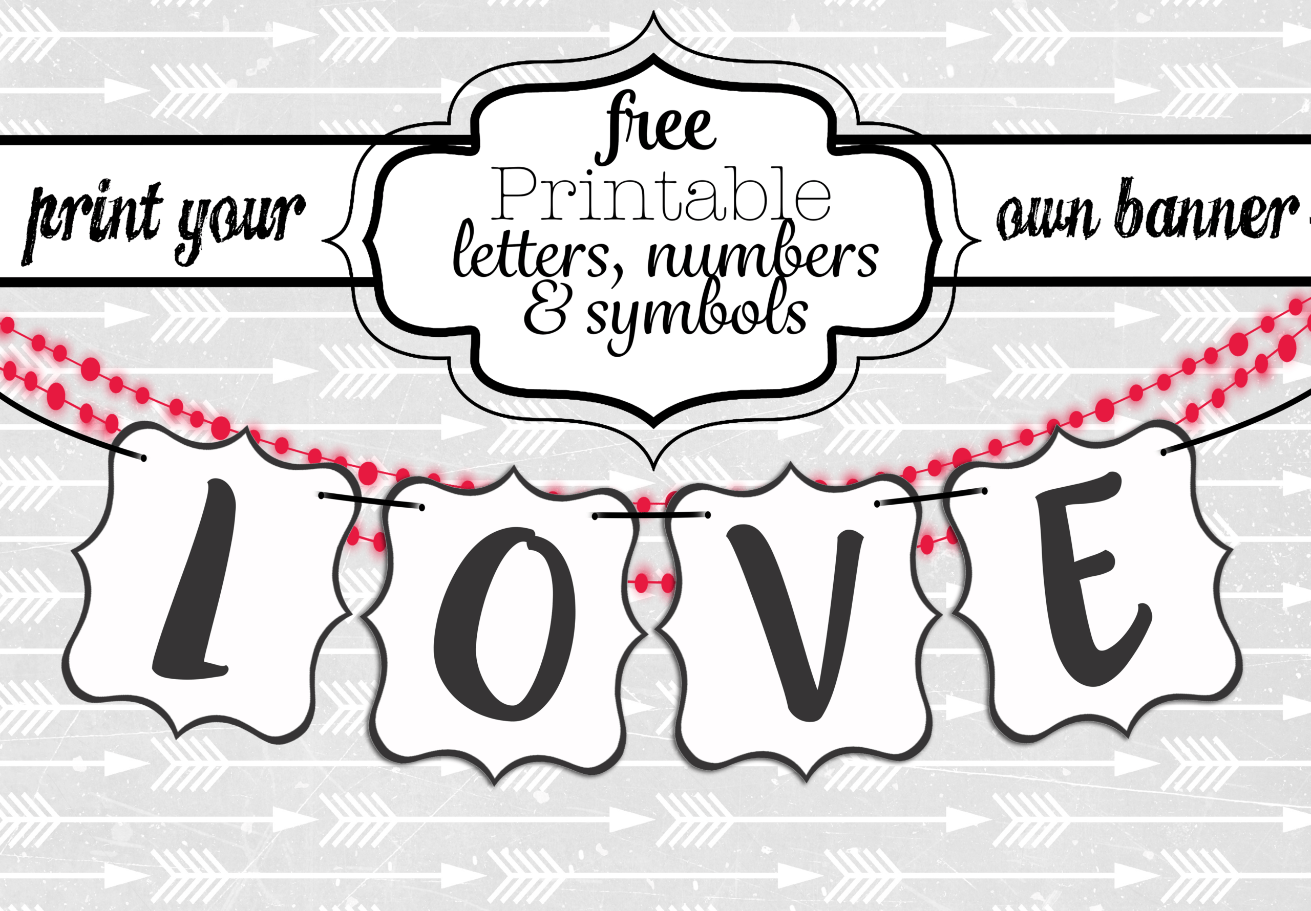 Free Printable Letters For Banners Entire Alphabet Letter regarding Free Letter Templates For Banners