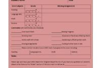 Free Printable Report Templates pertaining to School Progress Report Template