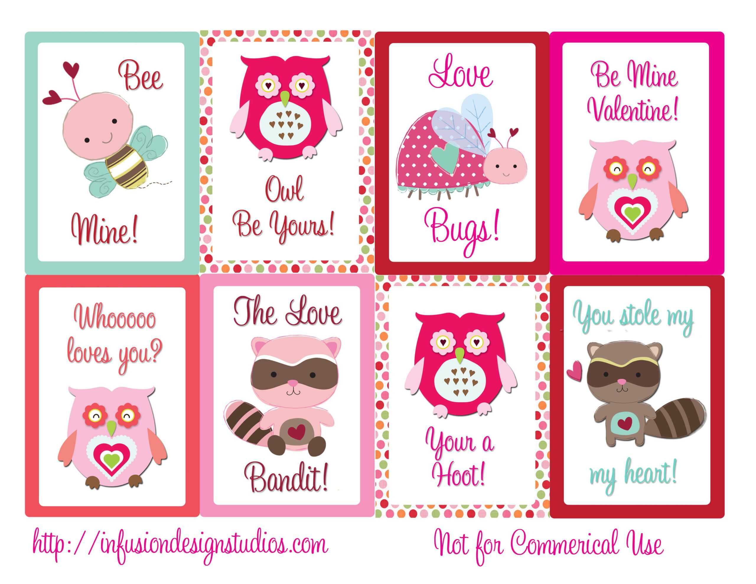 Free Printable Valentines Cards Children. If You Want These within Valentine Card Template For Kids