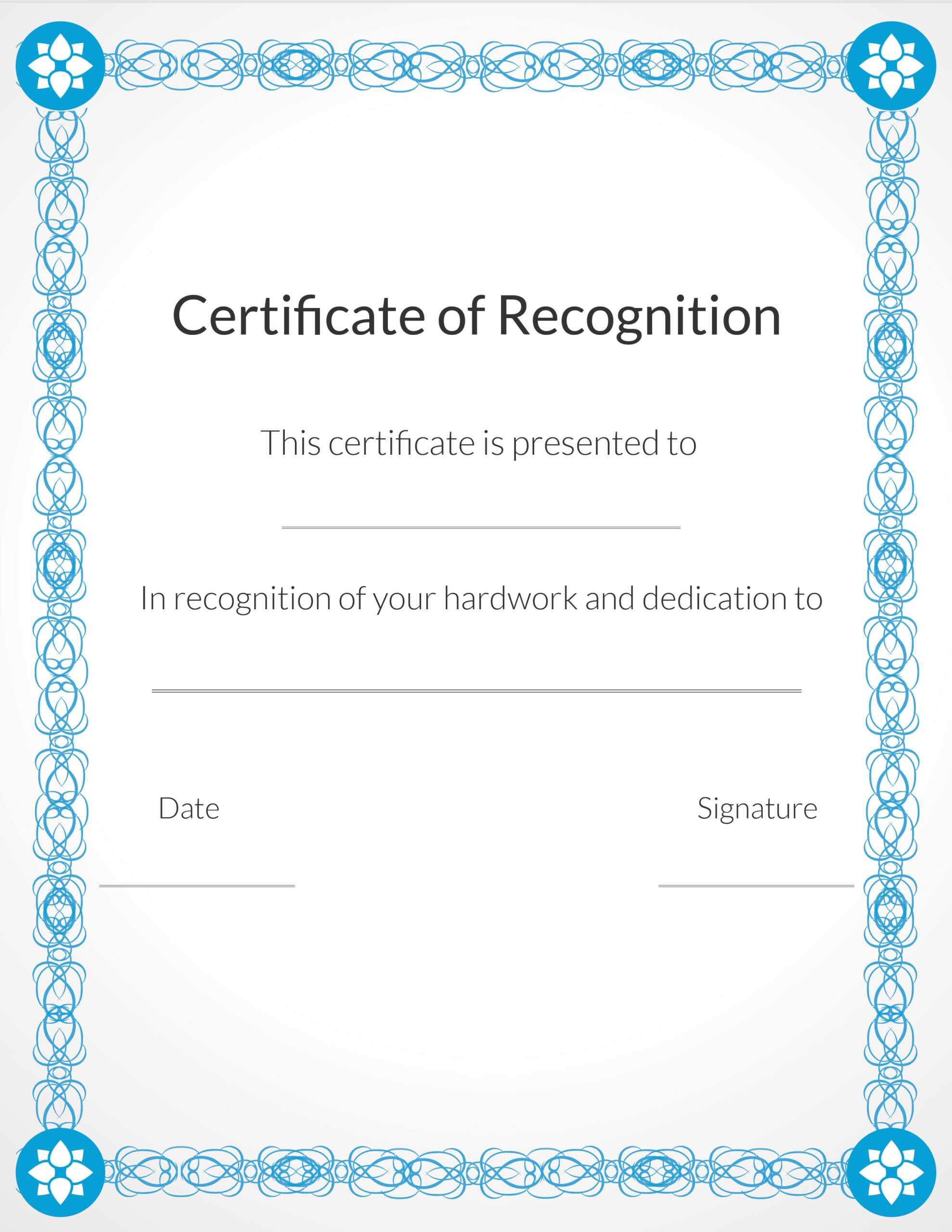 Free Printable Volunteer Appreciation Certificates | Signup in Volunteer Certificate Template