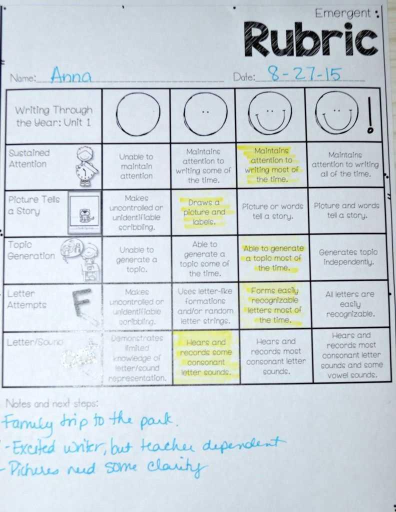 Free Report Card Template!   Kindergarten   Report Card Regarding Kindergarten Report Card Template