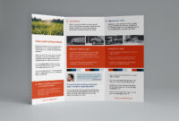 Free Trifold Brochure Template In Psd, Ai & Vector – Brandpacks inside Free Three Fold Brochure Template