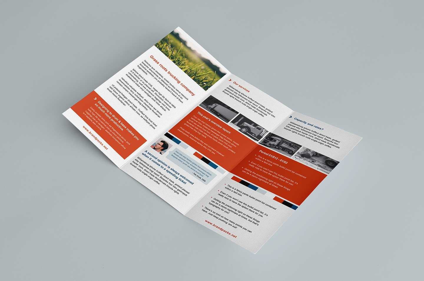 Free Trifold Brochure Template In Psd, Ai & Vector - Brandpacks throughout Tri Fold Brochure Template Illustrator