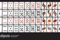 Free-Vector-Card-Deck | Printable Playing Cards, Cards, Card inside Free Printable Playing Cards Template