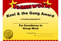 Fun Award Templatefree Employee Award Certificate Templates pertaining to Fun Certificate Templates