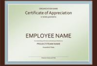 Great-Job-New Award Certificates Template regarding Good Job Certificate Template