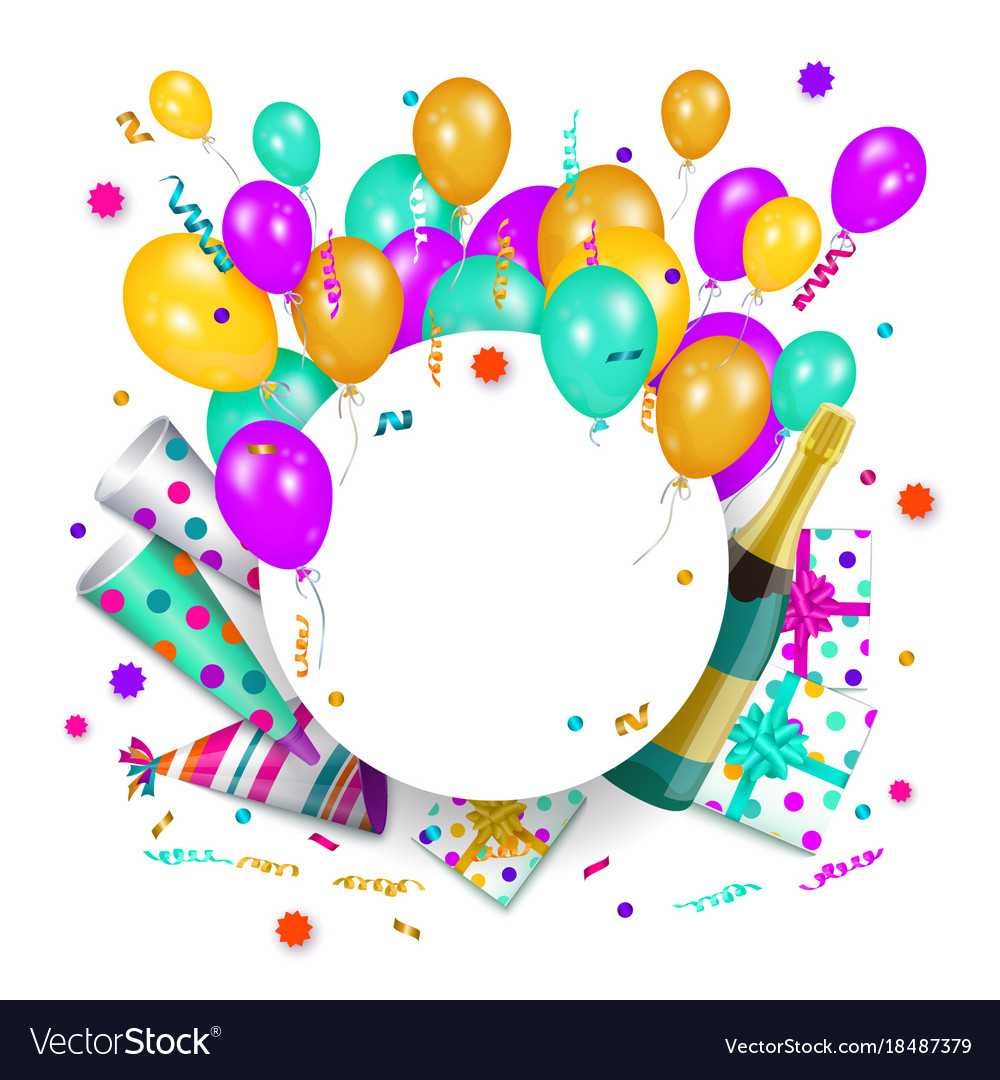 Happy Birthday Banner Poster Template Inside Free Happy Birthday Banner Templates Download