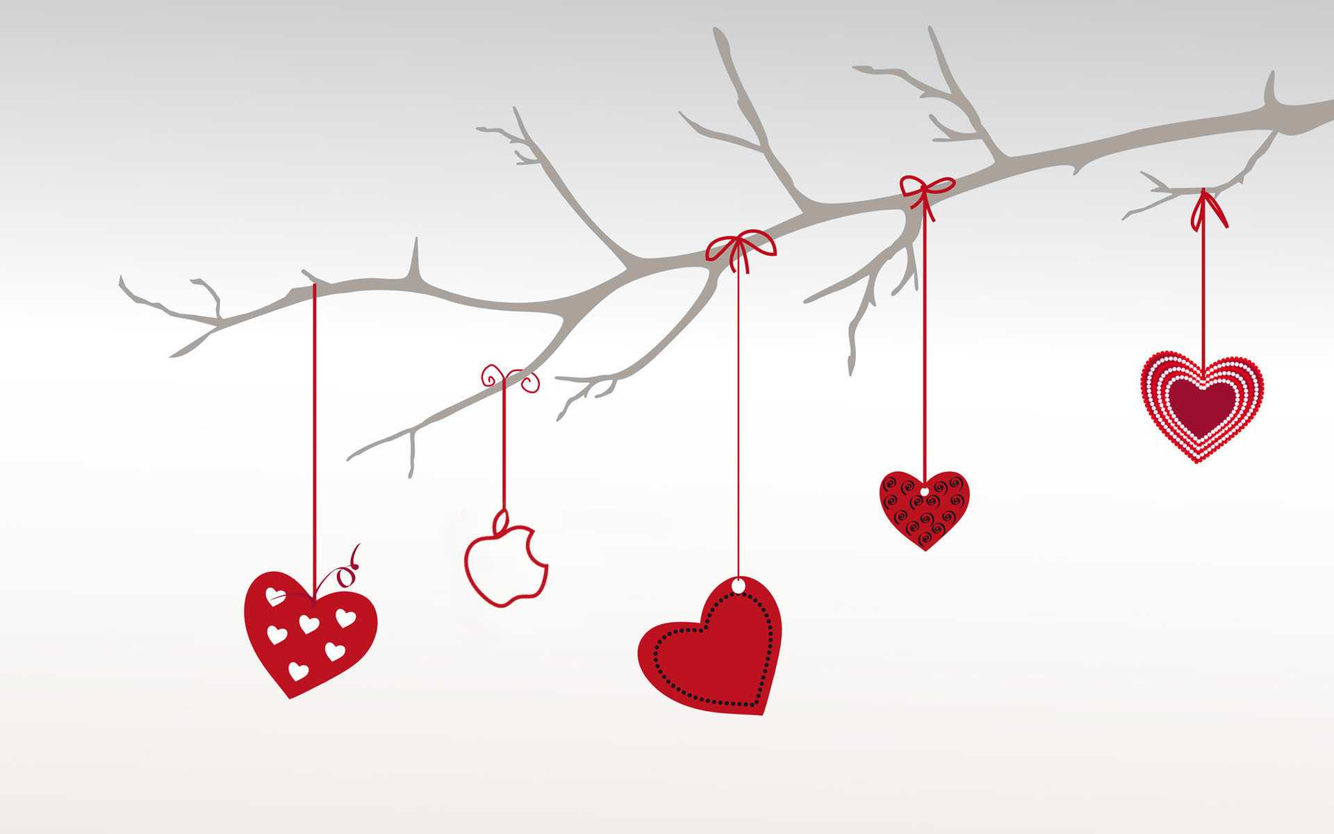 Heart Branch For Valentine Day Backgrounds For Powerpoint inside Valentine Powerpoint Templates Free