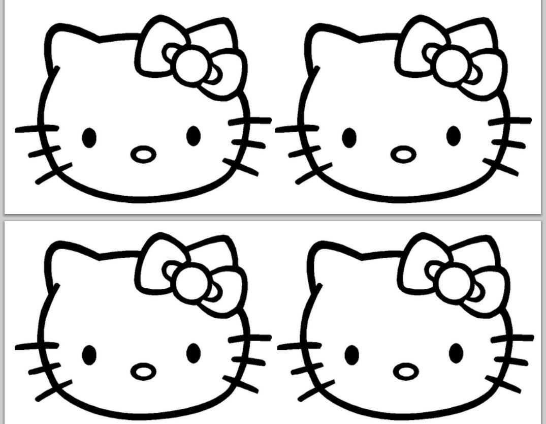Hello Kitty Birthday Banner Template | Hello Kitty Party with regard to Hello Kitty Banner Template