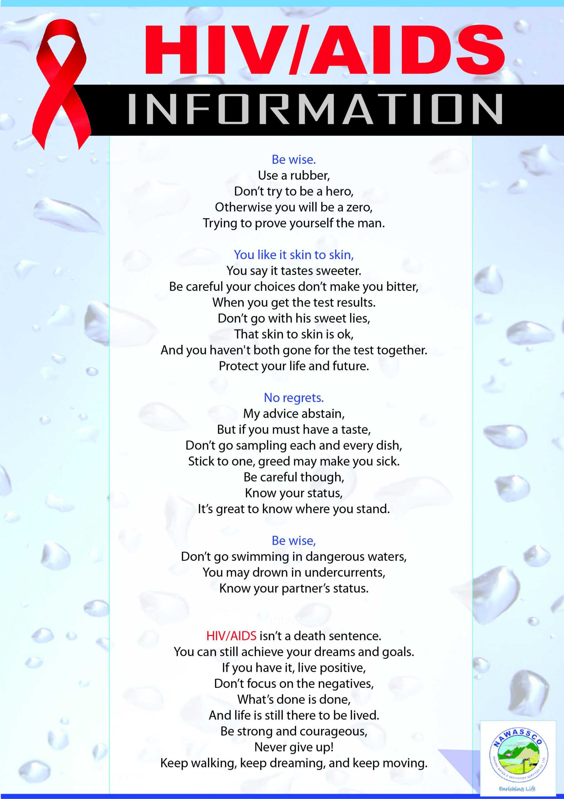 Hiv Aids Brochure Templates - Carlynstudio within Hiv Aids Brochure Templates