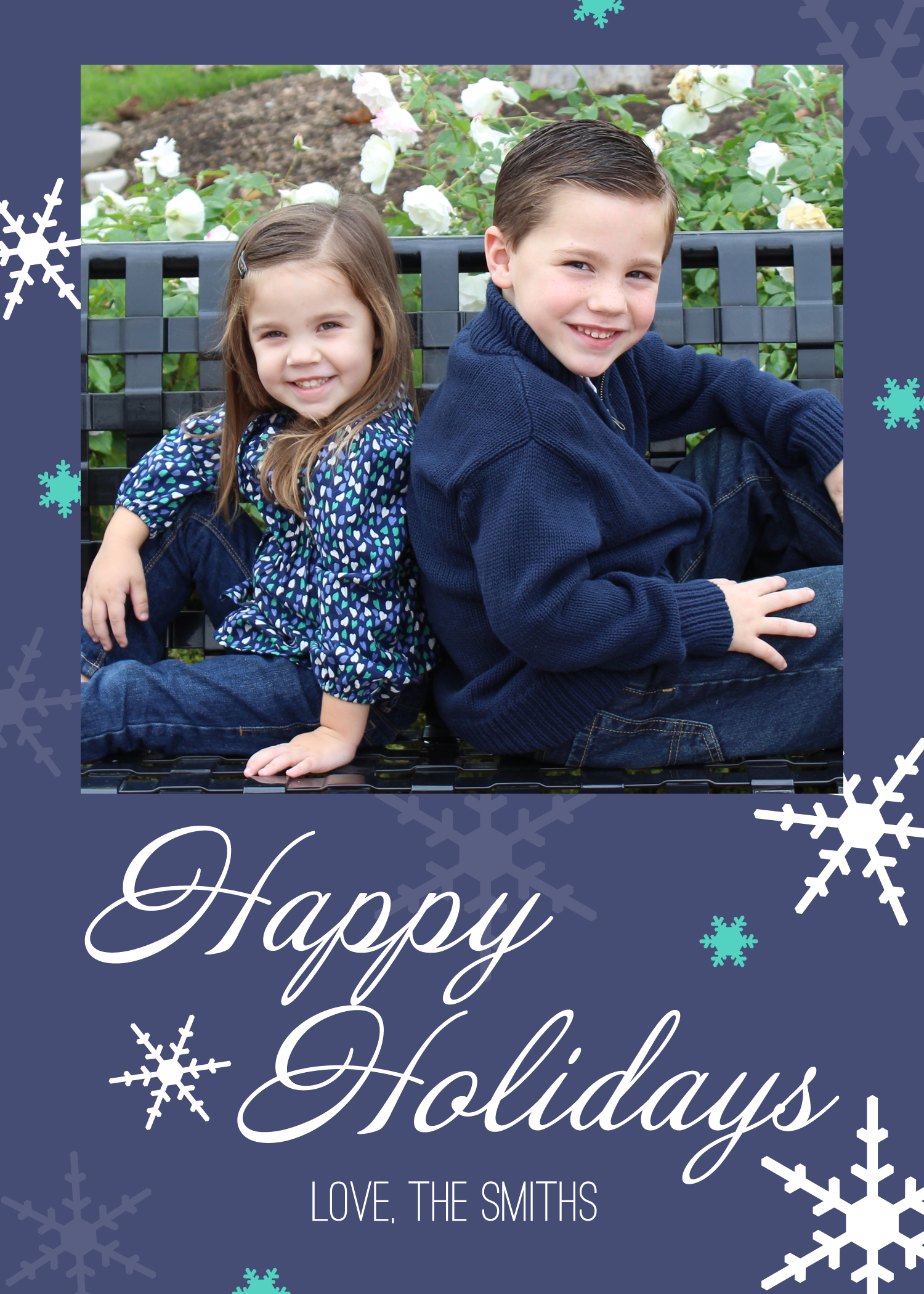 Holiday Photo Card & Pixlr Video Tutorial - Designer Blogs with Free Holiday Photo Card Templates