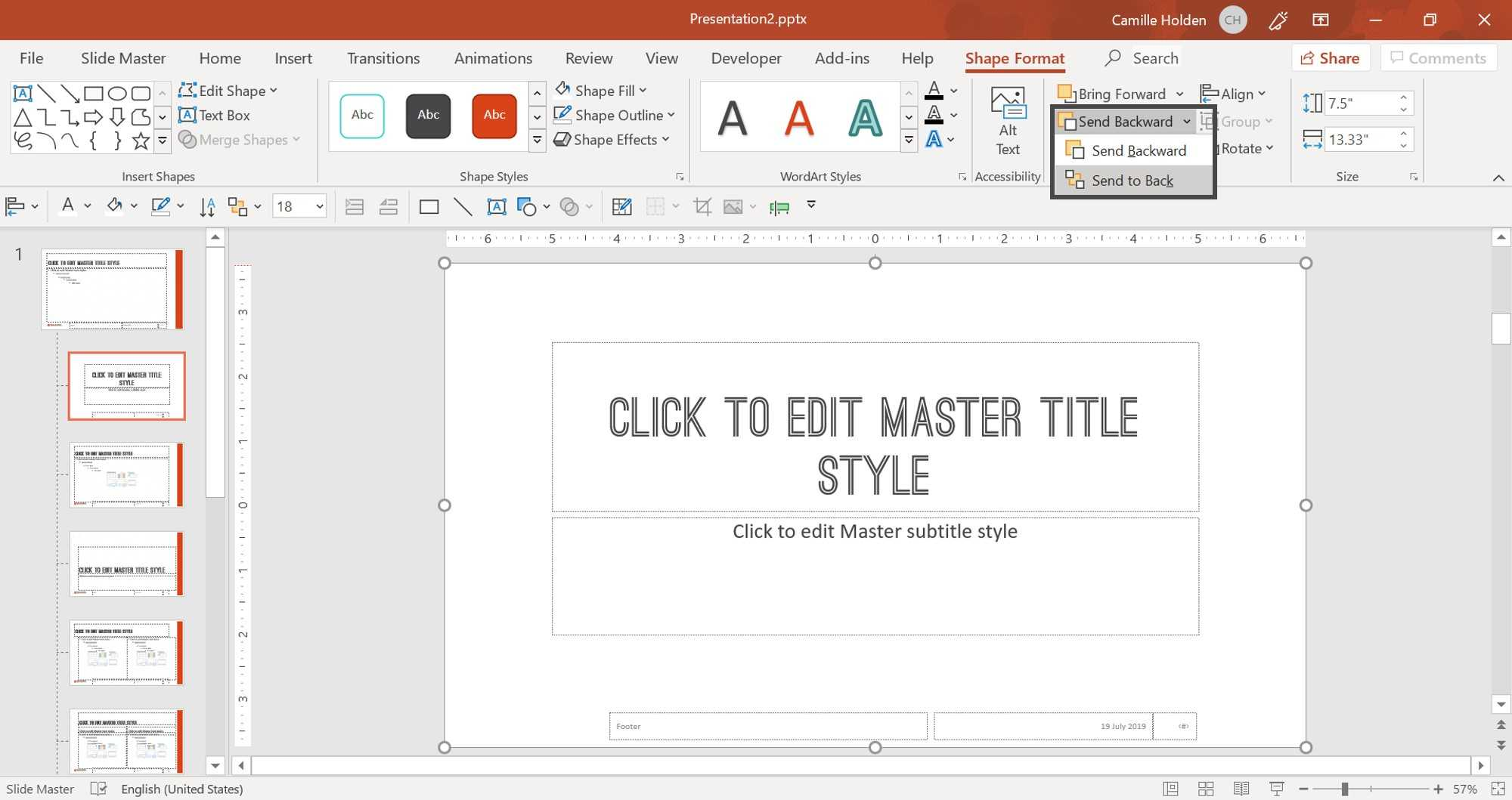 How To Create A Powerpoint Template (Step By Step) Regarding How To Create A Template In Powerpoint