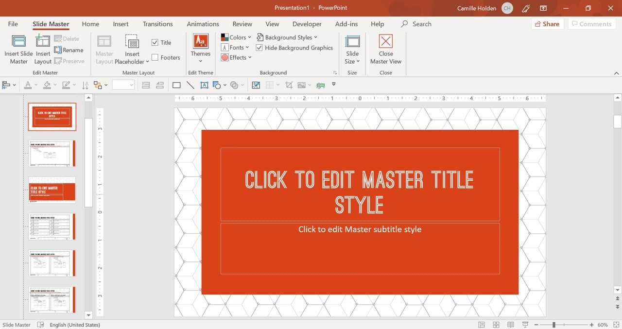 How To Create A Powerpoint Template (Step-By-Step) throughout How To Edit A Powerpoint Template