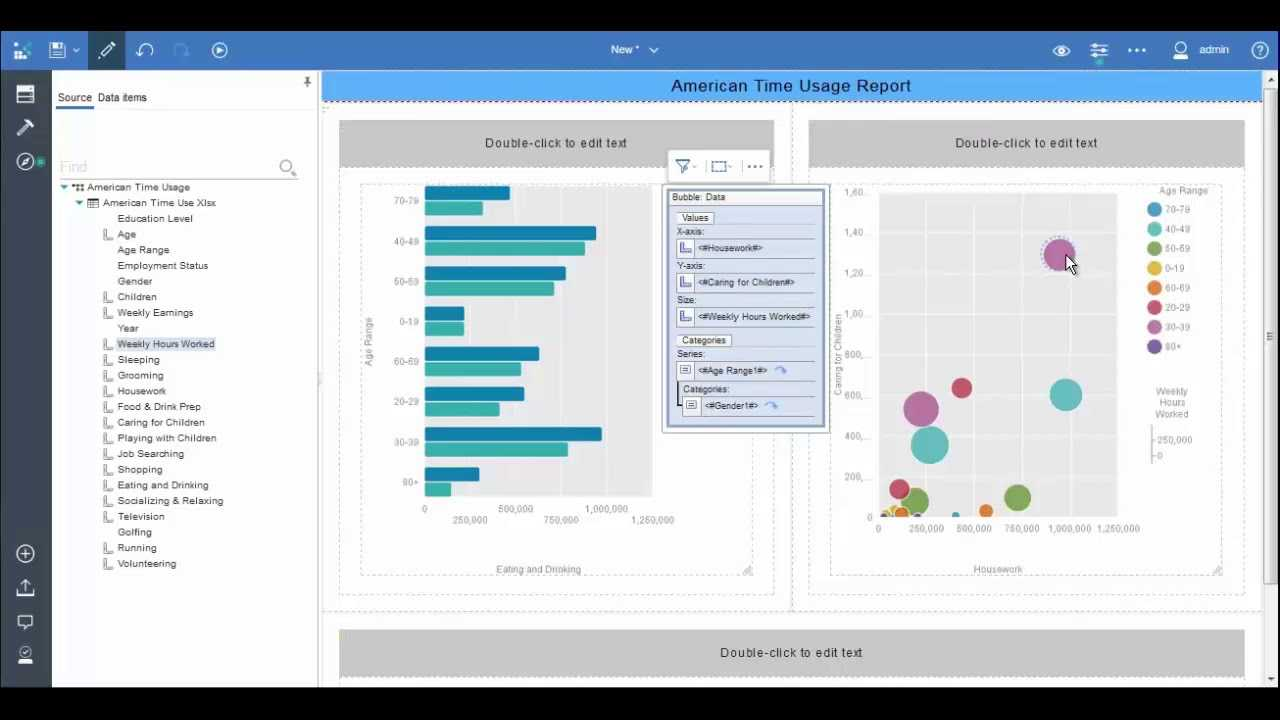 How To Create A Professional Report With Cognos Analytics intended for Cognos Report Design Document Template