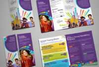 How To Design A Brochure: The Ultimate Guide | Booklet with regard to Ngo Brochure Templates