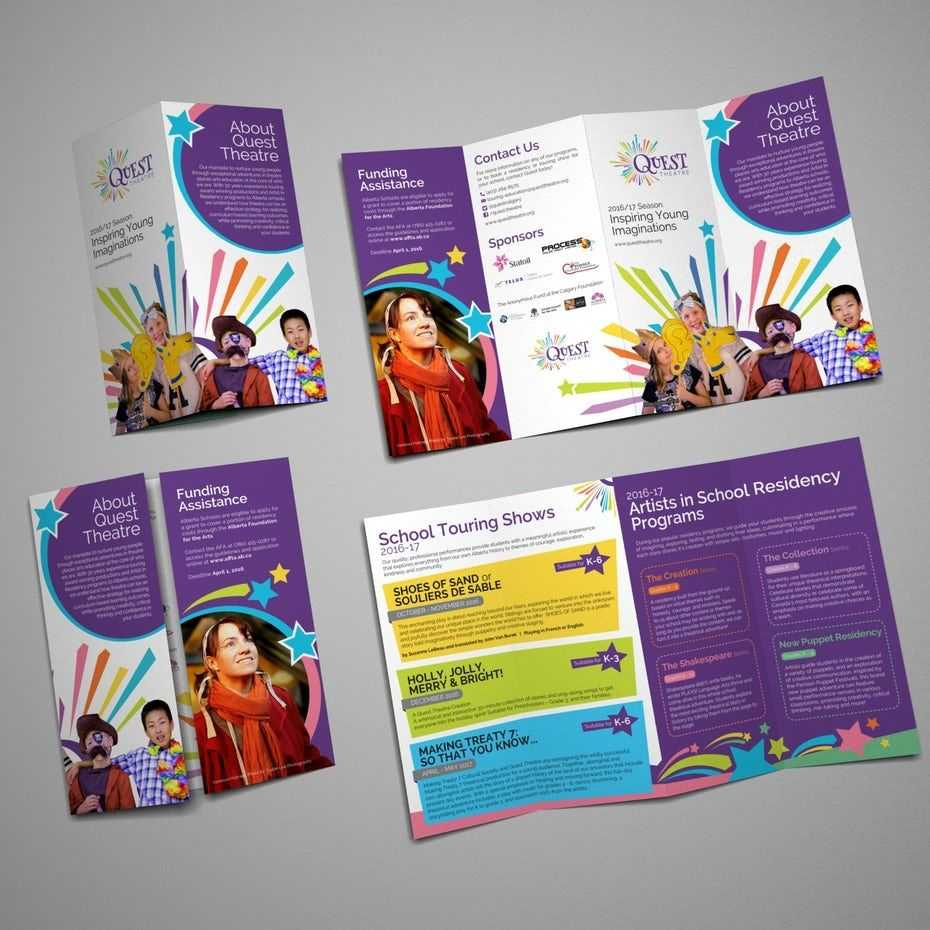 How To Design A Brochure: The Ultimate Guide   Booklet with regard to Ngo Brochure Templates