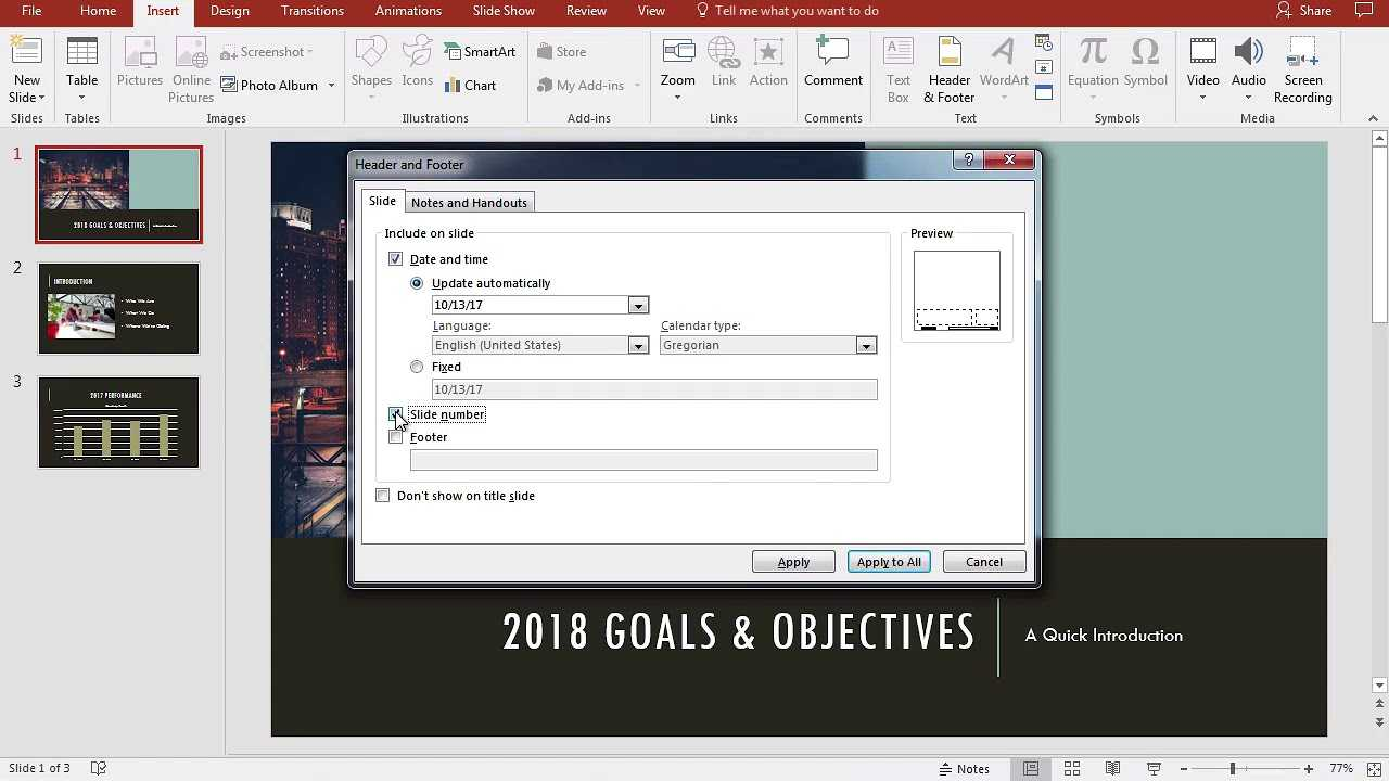 How To Quickly Edit A Footer In Powerpoint In 60 Seconds inside How To Edit A Powerpoint Template