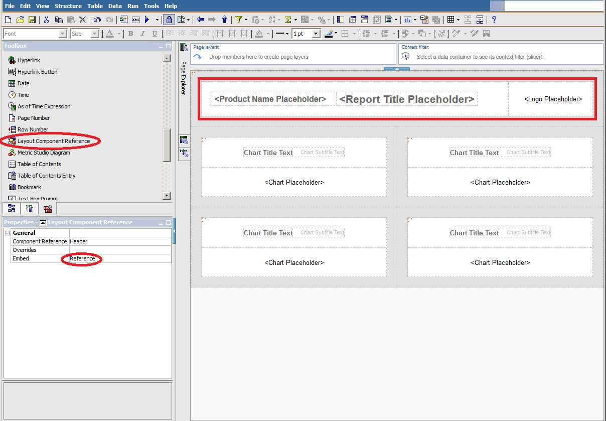 Ibm Business Analytics Proven Practices: How To Implement A for Cognos Report Design Document Template