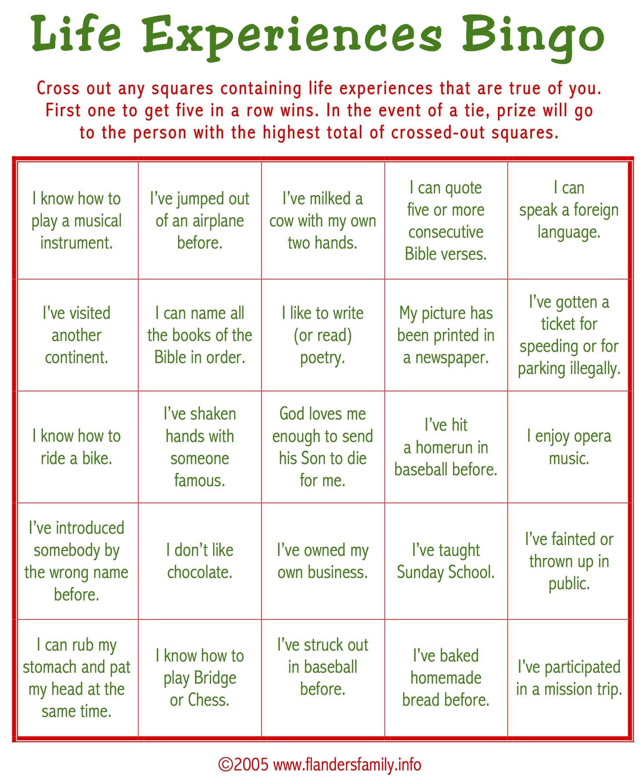Ice Breaker Bingo (Free Printable) - Flanders Family Homelife within Ice Breaker Bingo Card Template