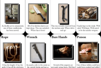 Image Result For Printable Clue Game Cards | Clue Games within Clue Card Template