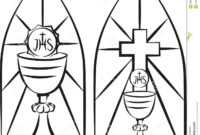 Image Result For Stain Glass First Communion Banner Template throughout First Communion Banner Templates